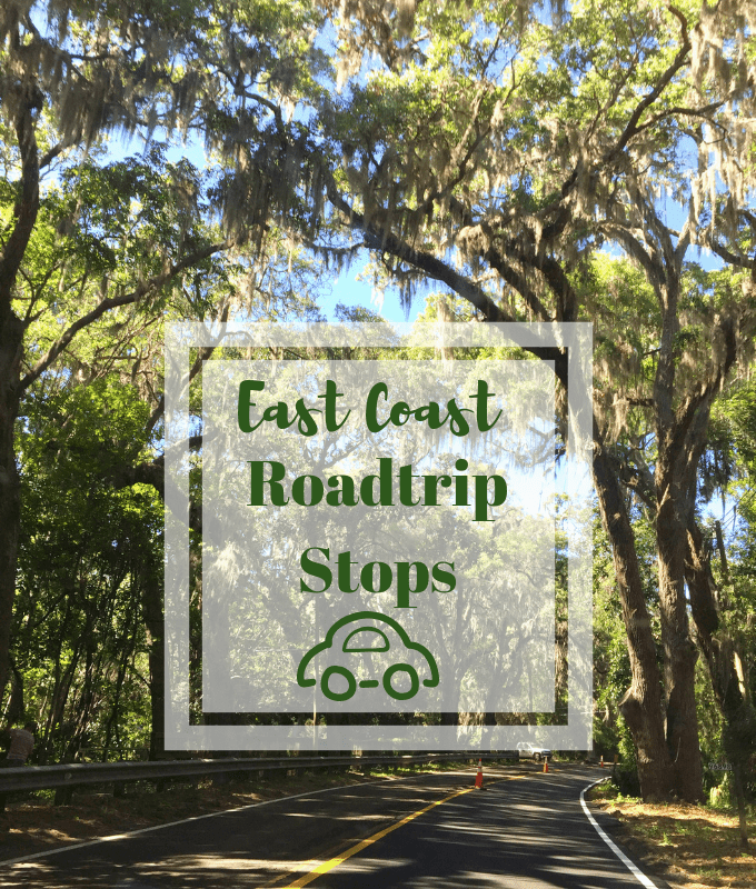 Great Road Trip Stops From Florida To Washington Dc Wanderlust