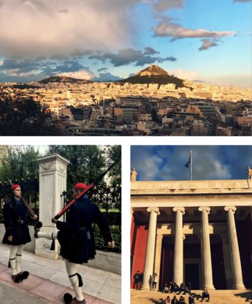 Which hotel to stay in Athens, Greece?