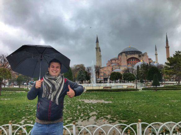 Tips on Visiting Istanbul Stopover