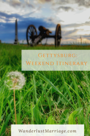 Things to Do in Gettysburg, Gettysburg Battlefield