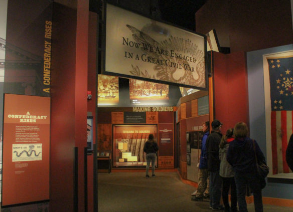 Visitor Center Museum, Things to do in Gettysburg