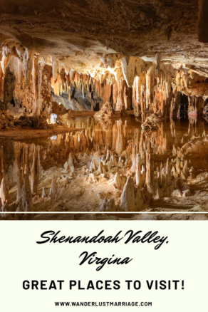 Pin of Luray Caves for pinterest