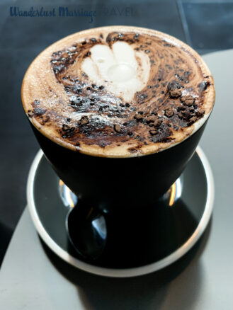 Cappuccino in Melbourne