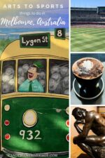 Pinterest pin - Great things to do in Melbourne
